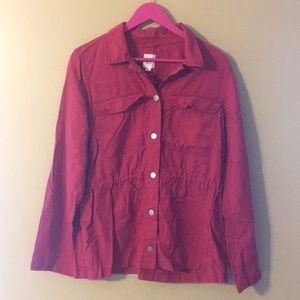 Nwot gap lightweight jacket
